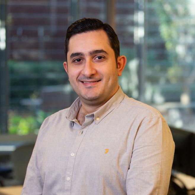 Meet the team: Abbas Gharib