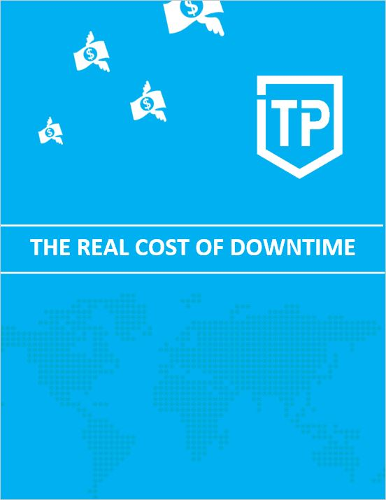 The Real Cost Of Downtime