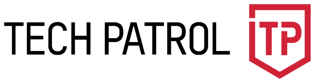 TECH PATROL logo