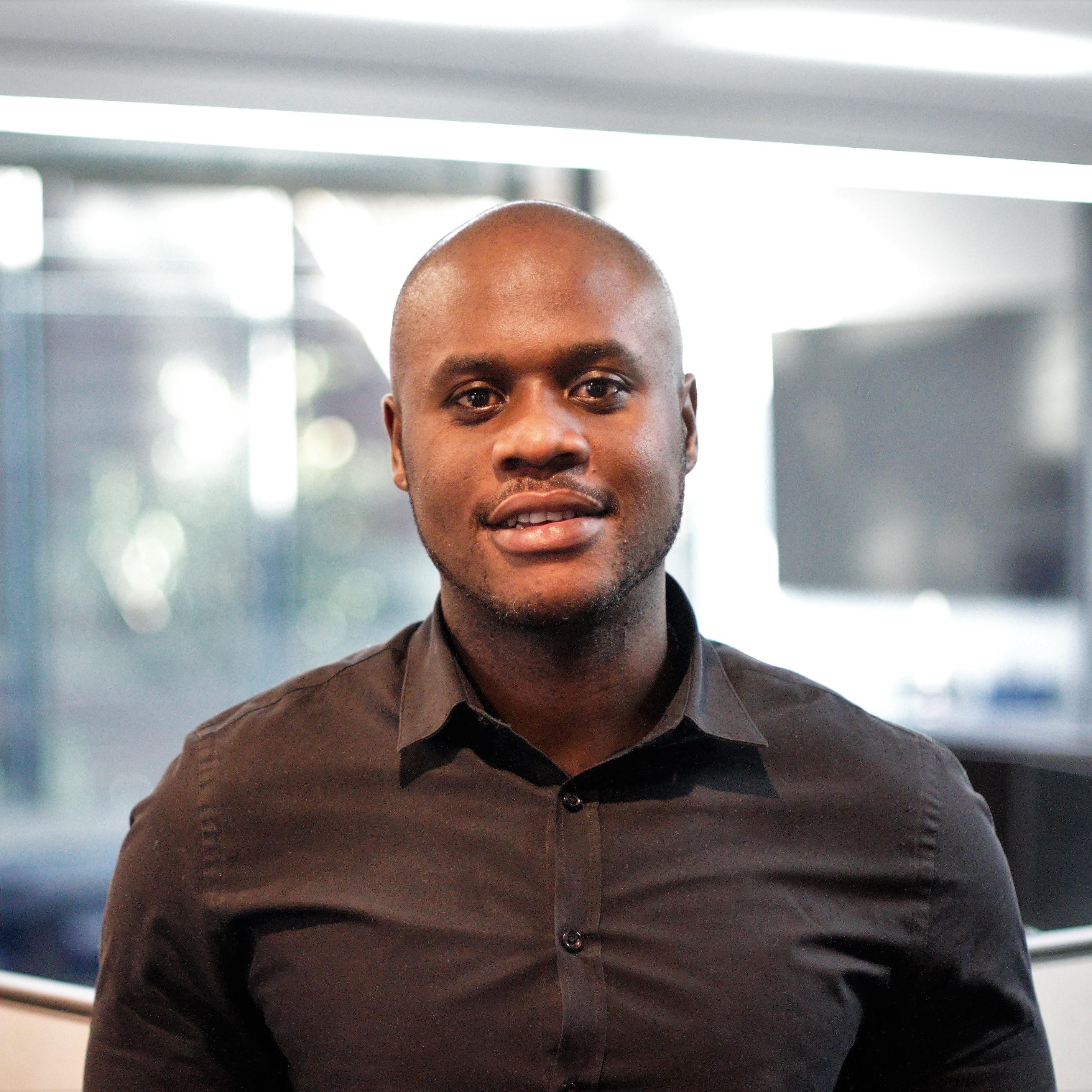 Meet the team: Michael Tshibangu