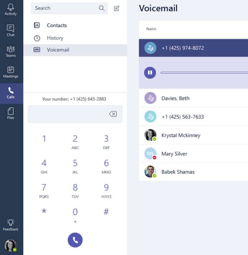 Calling from Microsoft Teams - Tech Success