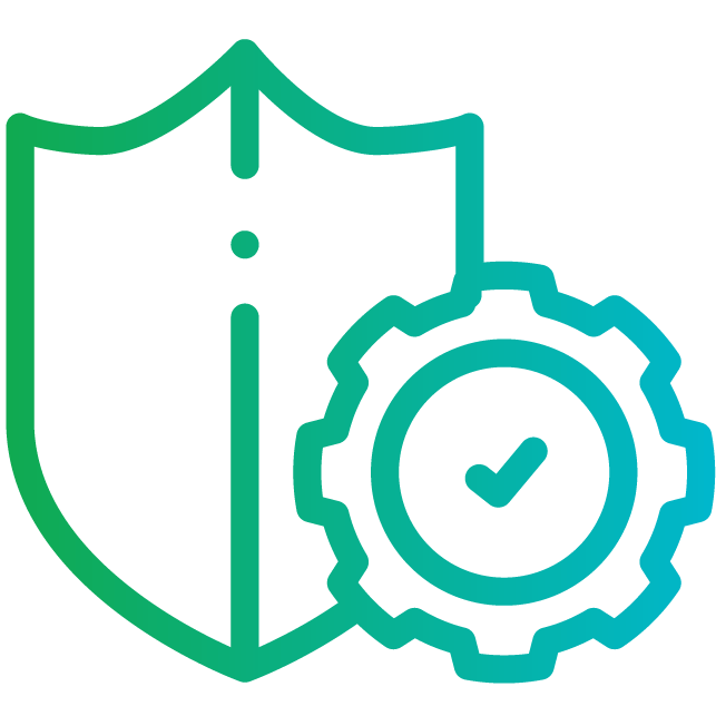 Technology Success Security Icon - Managed IT Services
