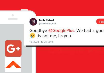 Google Plus Tech Patrol
