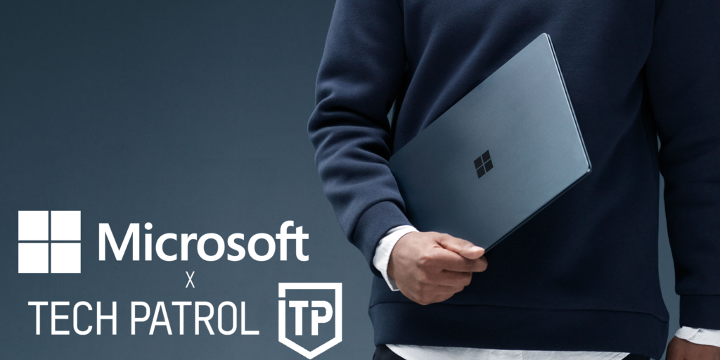Microsoft x Tech Patrol