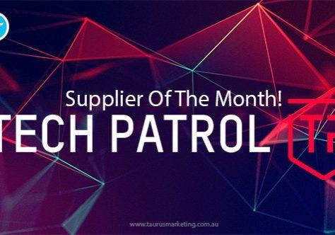 Tech Patrol - Award